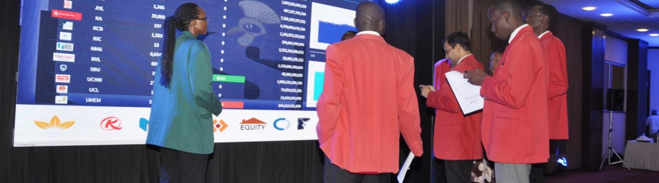 Uganda Securities Exchange Building Your Investment